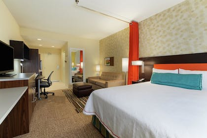 Guestroom | Home2 Suites by Hilton Williamsville Buffalo Airport