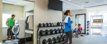 Gym | Home2 Suites by Hilton Williamsville Buffalo Airport