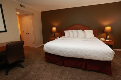 Guestroom | Sterling Hotel and Suites