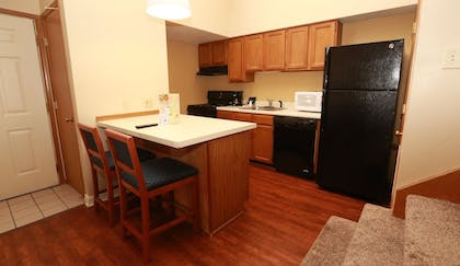 In-Room Kitchen | Sterling Hotel and Suites