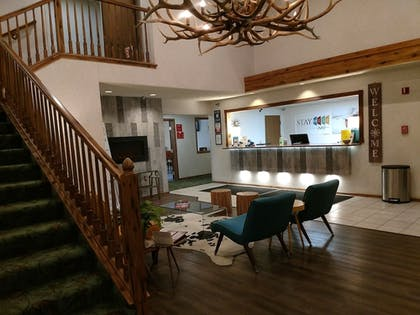 Reception | Stay Wise Inns Montrose