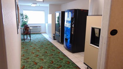Vending Machine | Stay Wise Inns Montrose