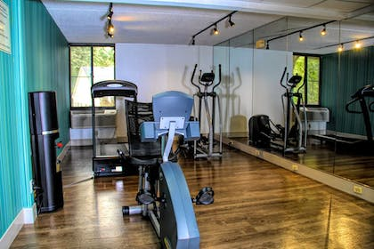 Fitness Facility | Holiday Inn Express Rochester - Greece