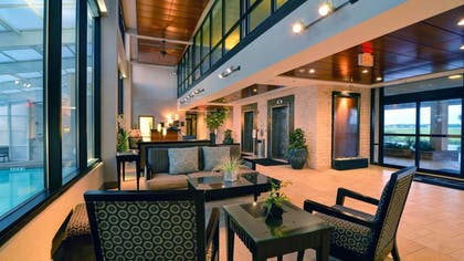 Lobby | Shell Island Resort - All Oceanfront Suites