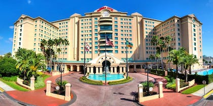 Hotel Entrance | Florida Hotel & Conference Center in the Florida Mall, BW Premier Coll