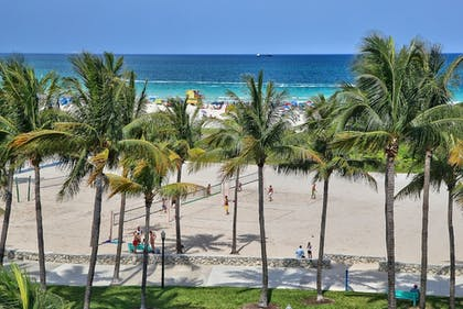 View from Property | Beacon South Beach Hotel