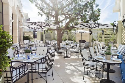 Restaurant | The Peninsula Beverly Hills
