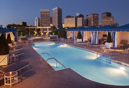 Rooftop Pool | The Peninsula Beverly Hills