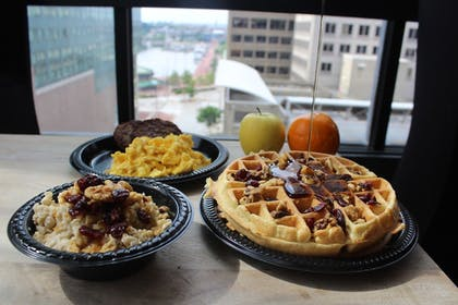 Breakfast buffet |  | The Brookshire Suites Inner Harbor, BW Premier Collection