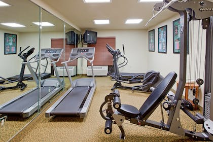 Fitness Facility | Holiday Inn Express Houston Southwest - Sugar Land