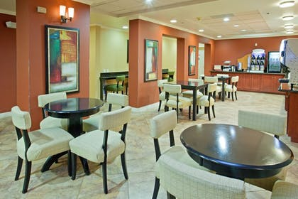 Breakfast Area | Holiday Inn Express Houston Southwest - Sugar Land
