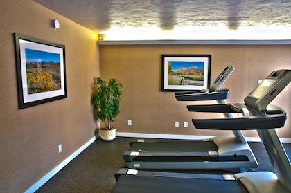 Gym | Best Western Town & Country Inn