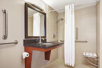 In-Room Amenity   Holiday Inn Express Hampton - Coliseum Central