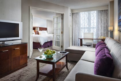 | Suite, 1 Bedroom (1 King Bed with Sofa bed) | Chicago Marriott Suites Deerfield
