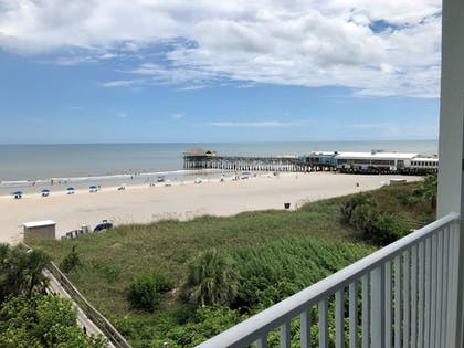 Balcony View   Best Western Cocoa Beach Hotel & Suites