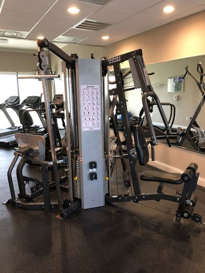 Fitness Facility   Best Western Cocoa Beach Hotel & Suites