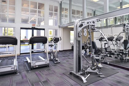Fitness Facility |  | Clarion Inn & Suites Across From Universal Orlando Resort