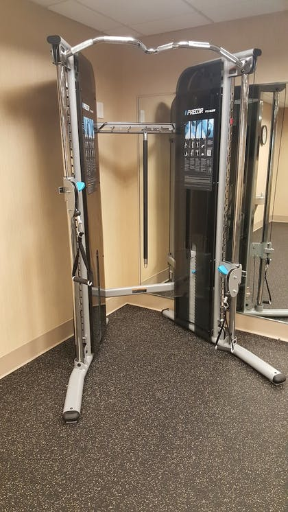 Fitness Facility   Holiday Inn Columbus Downtown Capitol Square