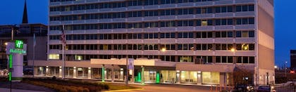 Hotel Front   Holiday Inn Columbus Downtown Capitol Square