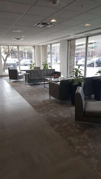 Lobby Sitting Area   Holiday Inn Columbus Downtown Capitol Square