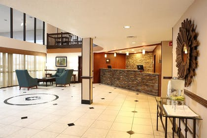 Reception   Best Western Hospitality Hotel & Suites
