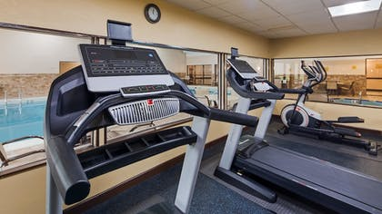 Fitness Facility   Best Western Hospitality Hotel & Suites