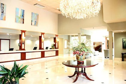 Check-in/Check-out Kiosk | Clayton Plaza Hotel