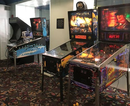 Game Room | Clayton Plaza Hotel