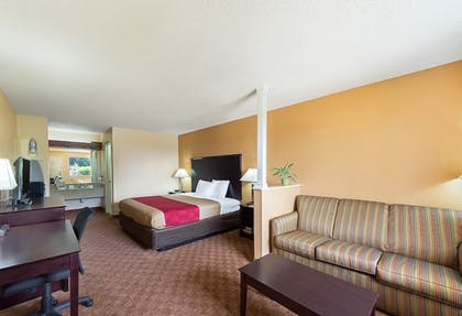 Guestroom | Econo Lodge Inn & Suites Downtown Northeast