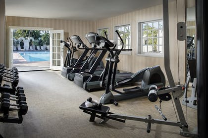 Fitness Facility | Bahia Resort Hotel