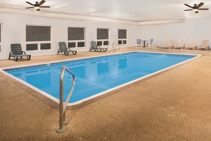 Indoor Pool | Days Inn by Wyndham Osage Beach Lake of the Ozarks