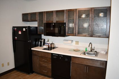 In-Room Kitchen | Candlewood Suites Grand Rapids Airport