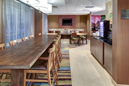 Restaurant | Fairfield Inn & Suites by Marriott Atlanta Alpharetta