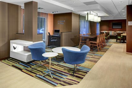 Lobby | Fairfield Inn & Suites by Marriott Atlanta Alpharetta