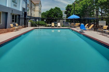 Sports Facility | Fairfield Inn & Suites by Marriott Atlanta Alpharetta