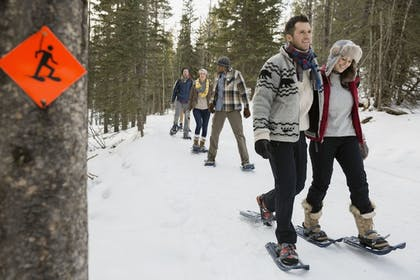 Snowshoeing | The Essex, Vermont's Culinary Resort & Spa
