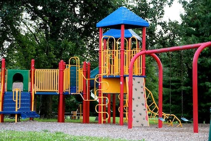 Childrens Play Area - Outdoor | The Essex, Vermont's Culinary Resort & Spa