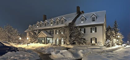 Hotel Front | The Essex, Vermont's Culinary Resort & Spa