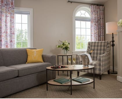 Living Area | The Essex, Vermont's Culinary Resort & Spa