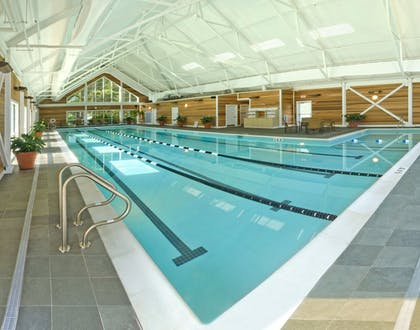Indoor Pool | The Essex, Vermont's Culinary Resort & Spa