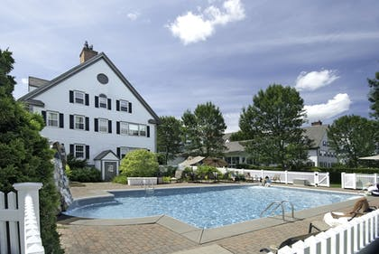 Outdoor Pool | The Essex, Vermont's Culinary Resort & Spa