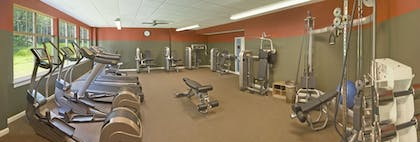 Fitness Facility | The Essex, Vermont's Culinary Resort & Spa