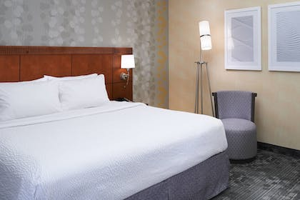 | Suite, 1 King Bed | Courtyard by Marriott Detroit Dearborn