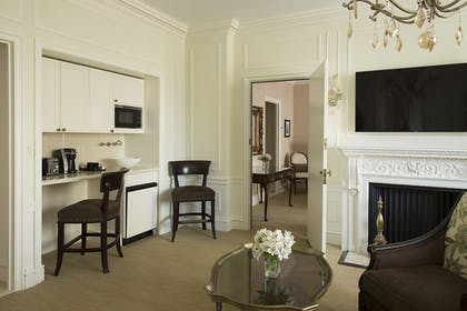 Living Room | The Sherry Netherland