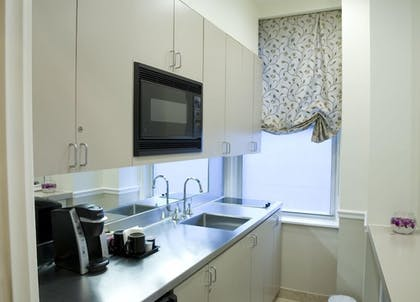 In-Room Kitchenette | The Sherry Netherland