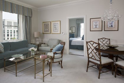 Guestroom | The Sherry Netherland
