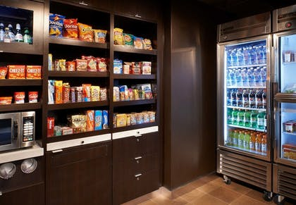 Snack Bar | Courtyard by Marriott Indianapolis Castleton