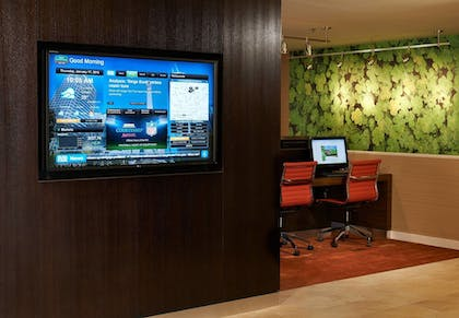Business Center | Courtyard by Marriott Indianapolis Castleton