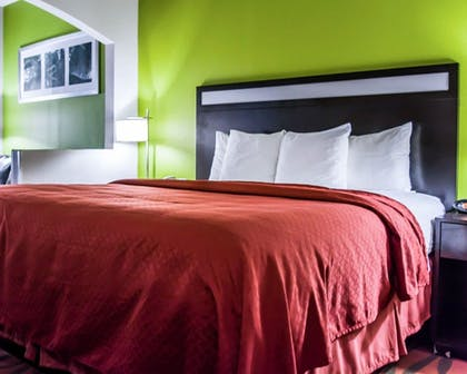 Guestroom | Quality Suites Fort Myers - I-75
