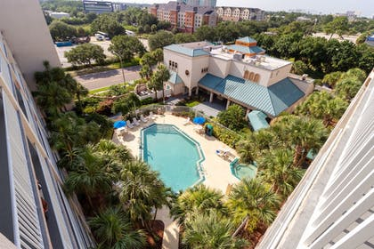 Aerial View | Quality Suites